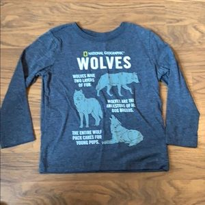 Toddler boy long sleeve tee. Old Navy 2T